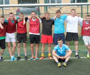Mistrzostwa klasowe ZST w piłkę nożną