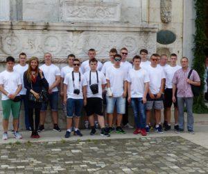 Praktyki zagraniczne uczniów Zespołu Szkół Technicznych w Rimini
