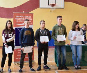 Stypendia i nagrody dla uczniów Technika