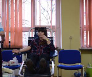 Młoda Krew Ratuje Życie w ZST