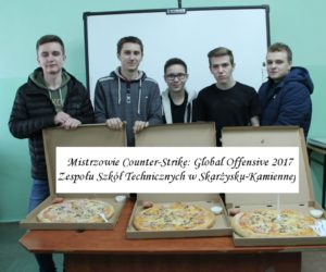 Szkolny Turniej Counter-Strike Global Offensive 2017 w ZST