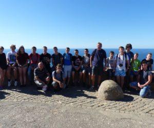 Praktyki uczniów ZST w Portugalii