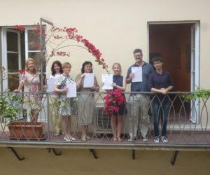 Szkolenie w Florencji