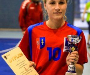 Technik wicemistrzem Skarżyska w koszykówce dziewcząt